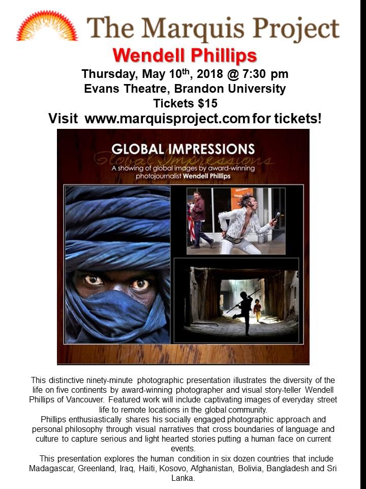 Global Impressions Event